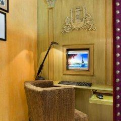 Отель Lenox Montparnasse Hotel Франция, Париж - 1 отзыв об отеле, цены и фото номеров - забронировать отель Lenox Montparnasse Hotel онлайн удобства в номере фото 2