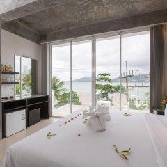 The Front Hotel and Apartment 3* Улучшенный номер с двуспальной кроватью фото 9