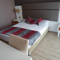 Mehtap Beach Hotel 3* Стандартный номер с различными типами кроватей фото 2