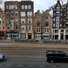 Hotel Avenue Амстердам парковка