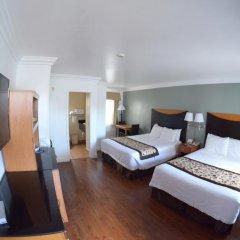 Отель Sunset Motel 2* Стандартный номер с различными типами кроватей фото 7