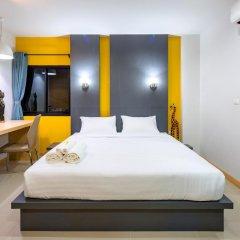 Отель Phoomjai House 3* Улучшенный номер с различными типами кроватей фото 10