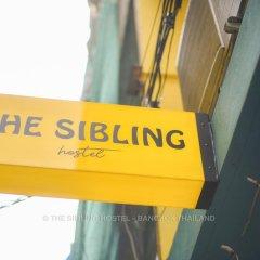 The Sibling Hostel Бангкок спортивное сооружение