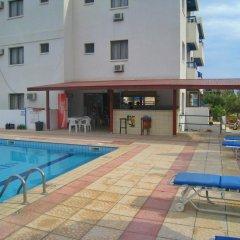 Отель Maouris Villa Кипр, Протарас - отзывы, цены и фото номеров - забронировать отель Maouris Villa онлайн бассейн