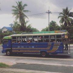 Отель Pause Kathu Кату городской автобус