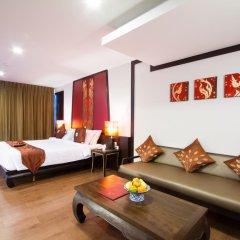 Royal Thai Pavilion Hotel 4* Полулюкс с различными типами кроватей фото 2