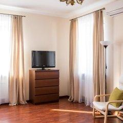 Апарт Отель Холидэй 3* Коттедж разные типы кроватей фото 3