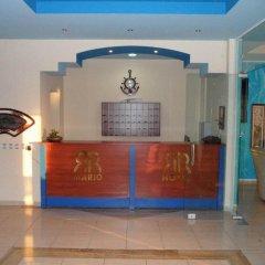 Отель Mario Hotel Албания, Саранда - отзывы, цены и фото номеров - забронировать отель Mario Hotel онлайн интерьер отеля фото 2
