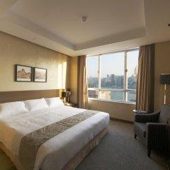 Отель The Salisbury - YMCA of Hong Kong Люкс с различными типами кроватей фото 2
