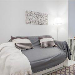 Отель P&O Plac Unii Lubelskiej Студия Делюкс с различными типами кроватей фото 12