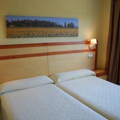 Hotel Puerta Guadalajara 3* Стандартный номер с разными типами кроватей фото 2