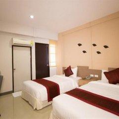 SF Biz Hotel 3* Улучшенный номер с различными типами кроватей фото 11