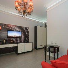 Гостиница Partner Guest House Shevchenko 3* Люкс с различными типами кроватей фото 3