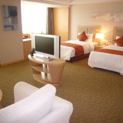 Grand Metropark Hotel Suzhou 4* Номер Делюкс с 2 отдельными кроватями фото 3