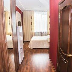 Мини-Отель Центральная Улучшенный номер разные типы кроватей фото 3