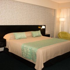 Gala Hotel y Convenciones 3* Номер Делюкс с двуспальной кроватью фото 2