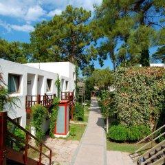 Отель Club Phaselis 5* Стандартный номер разные типы кроватей фото 3