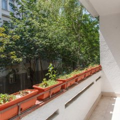 Апартаменты Parlament Apartment балкон