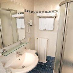 Hotel Leonardo Da Vinci Флоренция ванная