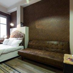 Отель Azur City Home Улучшенная студия с различными типами кроватей