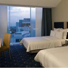 Отель Doubletree By Hilton Mexico City Santa Fe 4* Стандартный номер