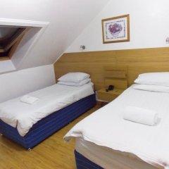 Отель The Victorian House 2* Стандартный номер с 2 отдельными кроватями фото 10