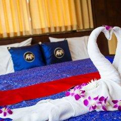 Отель Triple Rund Place 3* Стандартный номер с двуспальной кроватью фото 4