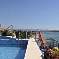 Отель Бижу Болгария, Равда - отзывы, цены и фото номеров - забронировать отель Бижу онлайн бассейн