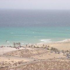 Отель Apartamento Vistas del Mar пляж