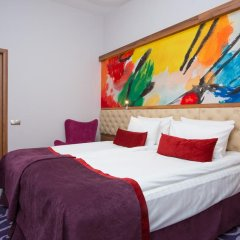 Best Western PLUS Centre Hotel (бывшая гостиница Октябрьская Лиговский корпус) 4* Стандартный номер двуспальная кровать фото 16