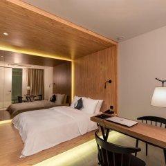 Hotel The Designers Cheongnyangni 3* Номер Делюкс с различными типами кроватей фото 10