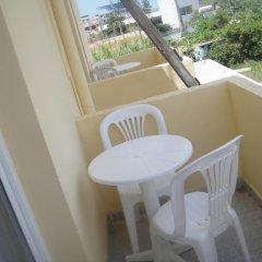 Creta Hostel балкон