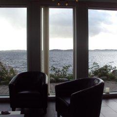 Отель Åmøy Fjordferie балкон