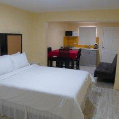 Отель Arawa Kunuku Houses Студия с различными типами кроватей фото 2