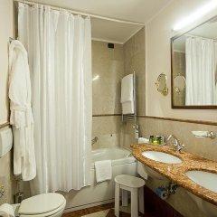 Hotel Continental Genova 4* Стандартный номер с различными типами кроватей фото 10