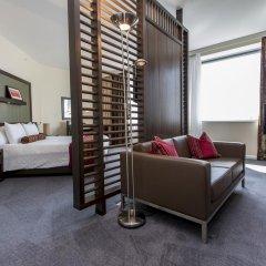 Отель Hilton London Canary Wharf 4* Полулюкс с различными типами кроватей фото 2