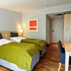 Отель Voksenaasen 4* Стандартный номер с различными типами кроватей фото 6