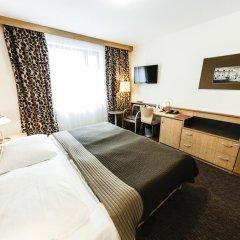 Отель Archibald City 4* Стандартный номер фото 17