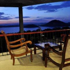 Giritale Hotel балкон