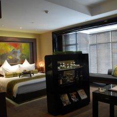 Pudi Boutique Hotel Fuxing Park Shanghai 4* Люкс повышенной комфортности с различными типами кроватей фото 5