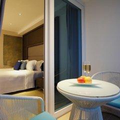 Centra by Centara Avenue Hotel Pattaya балкон