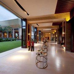 Отель DoubleTree Resort by Hilton Sanya Haitang Bay интерьер отеля фото 2
