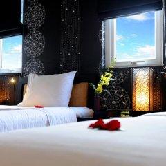 Orchid Hotel 3* Номер Делюкс с различными типами кроватей фото 10