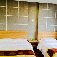 Hello Chengdu International Youth Hostel Полулюкс с различными типами кроватей фото 2