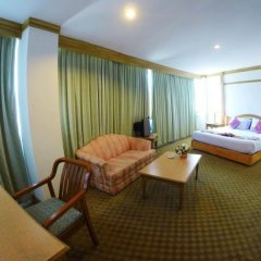 Phuket Town Inn Hotel Phuket 3* Люкс с различными типами кроватей фото 3