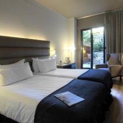 Gran Hotel Havana 4* Улучшенный номер с различными типами кроватей фото 5