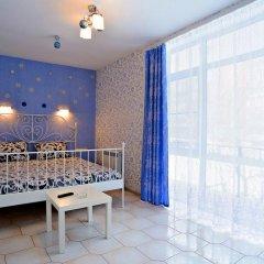 Гостиница 12 Месяцев 3* Апартаменты разные типы кроватей фото 14