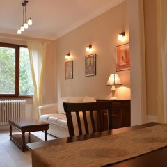 Апартаменты Boutique Apartment комната для гостей фото 3