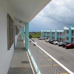 Отель JJ Residence балкон