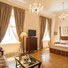 Smetana Hotel 5* Номер Делюкс с различными типами кроватей фото 8